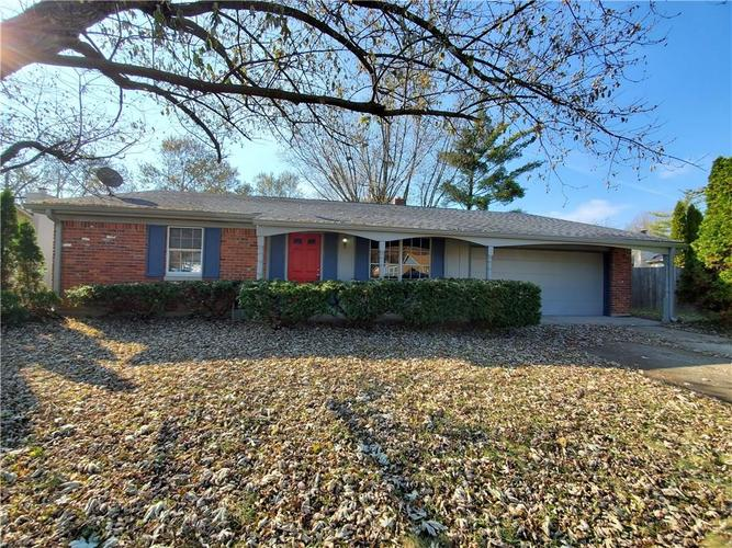 2026 N HIBISCUS Drive Indianapolis, IN 46219 | MLS 21680989 | photo 1