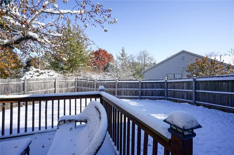 11560 Cherry Blossom West Drive Fishers, IN 46038 | MLS 21681027 | photo 29
