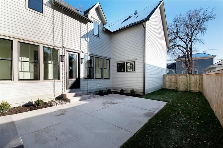 2305 Nowland Avenue Indianapolis, IN 46201 | MLS 21681039 | photo 41