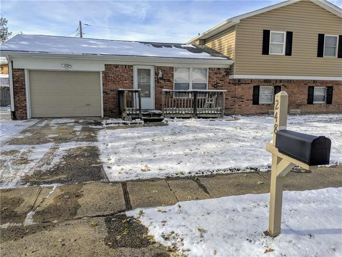 248 Demarest Drive Indianapolis, IN 46214   MLS 21681058   photo 2