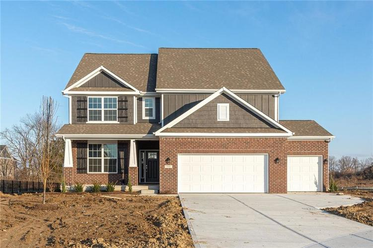 5181 Karlyn Court Bargersville, IN 46106 | MLS 21681154 | photo 1