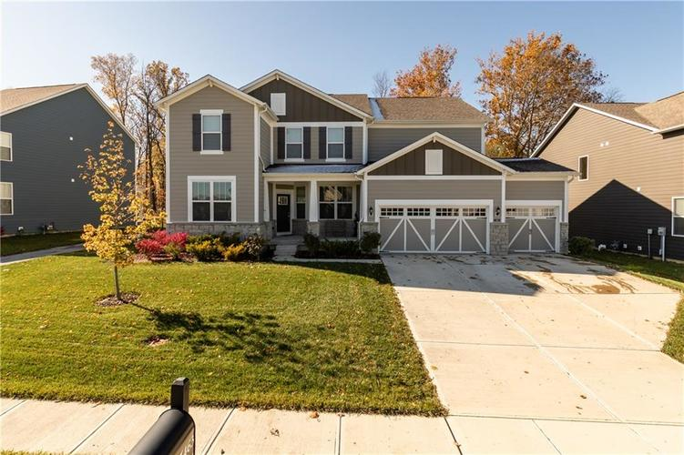 5463 Golden Aster Drive Noblesville, IN 46062 | MLS 21681174 | photo 1
