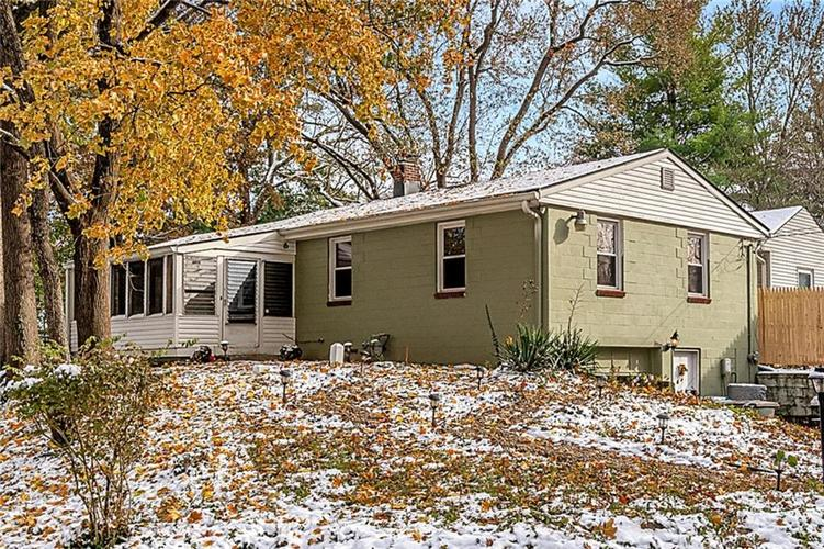 1905 W NORTHGATE Street Indianapolis, IN 46228 | MLS 21681223