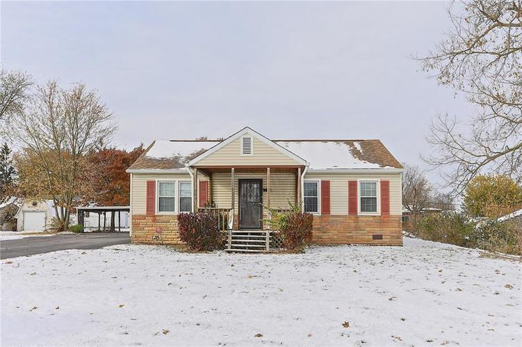 544 S Somerset Avenue Indianapolis, IN 46241 | MLS 21681228 | photo 1