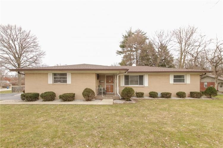 3541 Highwoods Drive N Indianapolis IN 46222 | MLS 21681239 | photo 1