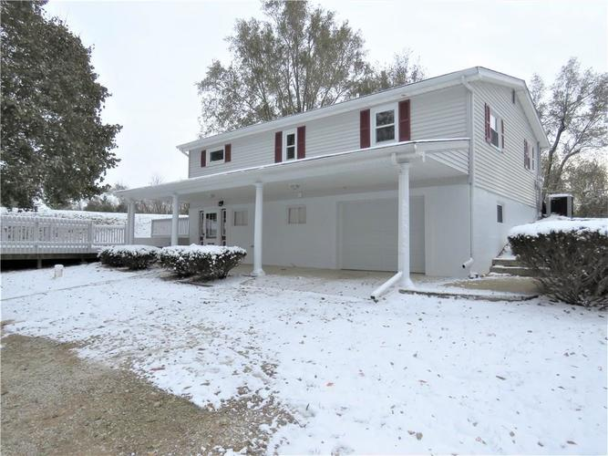 3988 W County Road 400  Knightstown, IN 46148 | MLS 21681247