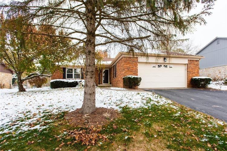 8120 Tanager Lane Indianapolis, IN 46256   MLS 21681272   photo 1