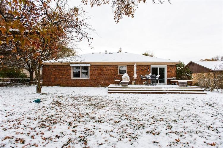 8120 Tanager Lane Indianapolis, IN 46256 | MLS 21681272 | photo 23