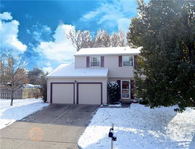 6732 Breeds Hill Drive Indianapolis, IN 46237 | MLS 21681311 | photo 1