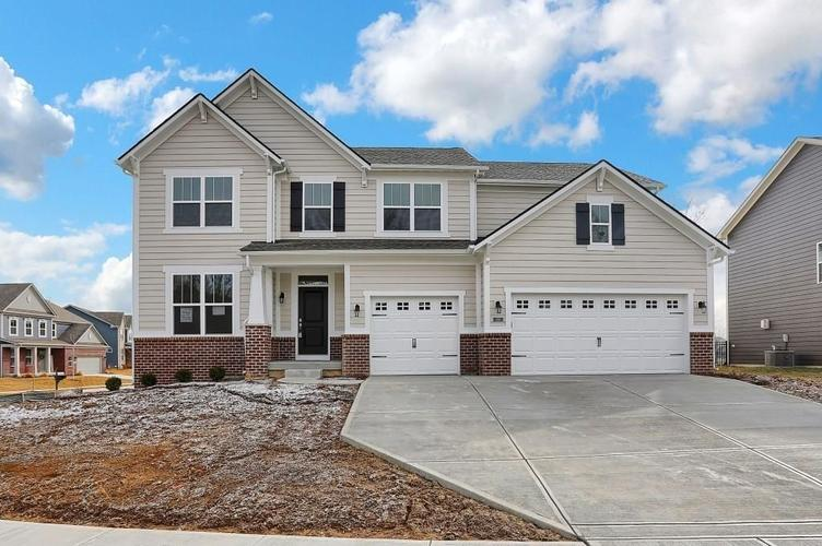 4718  Rocky Hollow Drive Indianapolis, IN 46239 | MLS 21681337
