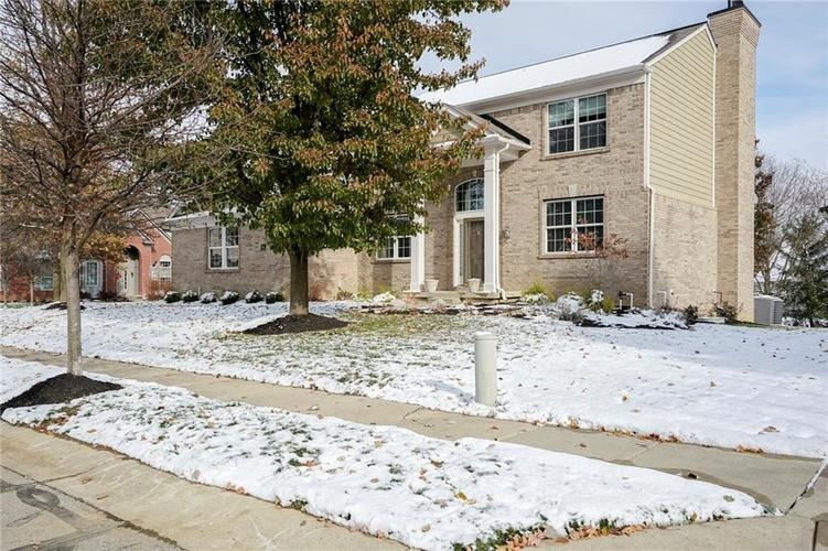 8287  Sweetclover Drive Indianapolis, IN 46256 | MLS 21681340