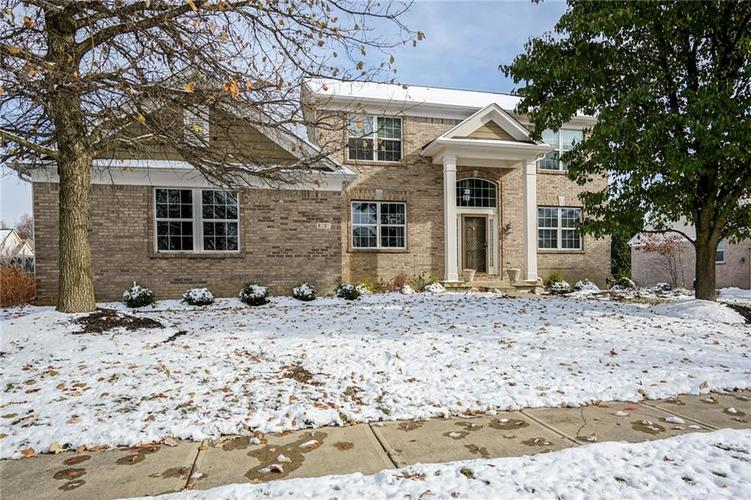 8287 Sweetclover Drive Indianapolis, IN 46256   MLS 21681340   photo 2