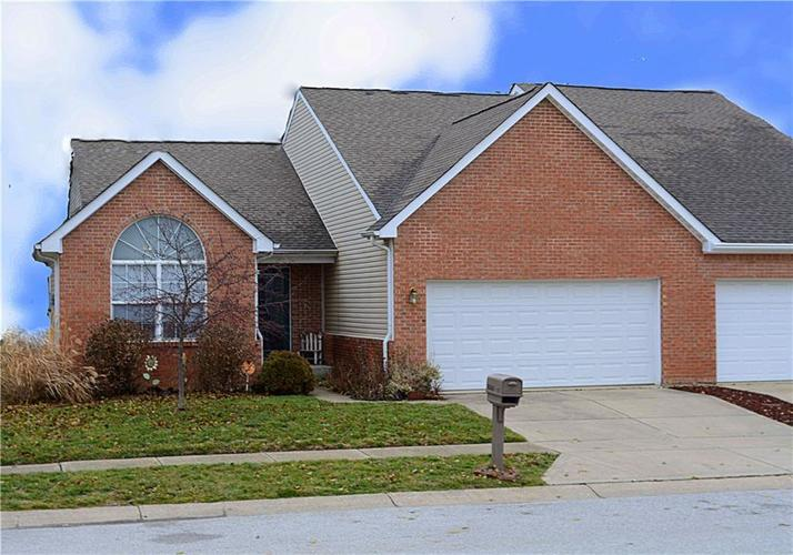 5306  Spring Creek Court Indianapolis, IN 46254 | MLS 21681348