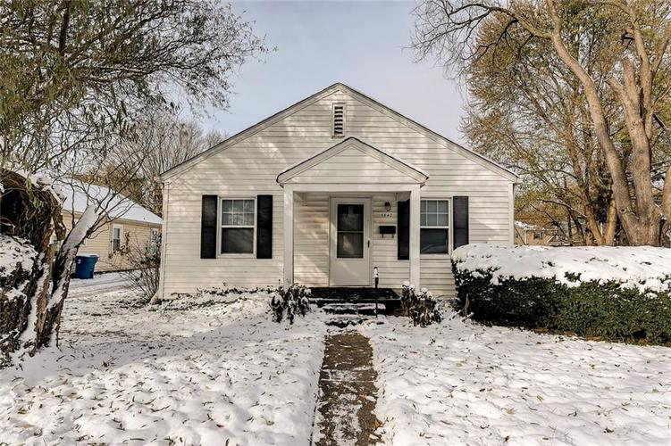 5842 Rosslyn Avenue Indianapolis, IN 46220 | MLS 21681365 | photo 1
