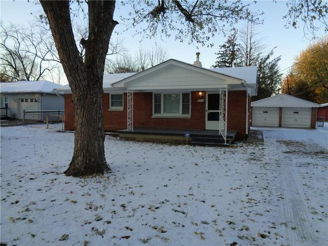 6406 W 11th Street Indianapolis, IN 46214 | MLS 21681450