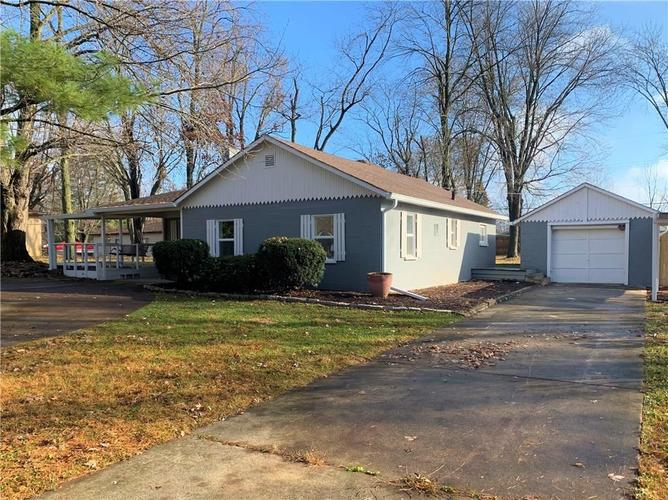 2401 S Silver Lane Drive Indianapolis, IN 46203 | MLS 21681514 | photo 1