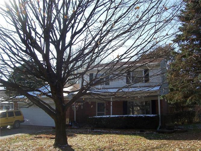 5601 Lunsford Drive Indianapolis, IN 46237 | MLS 21681518 | photo 2