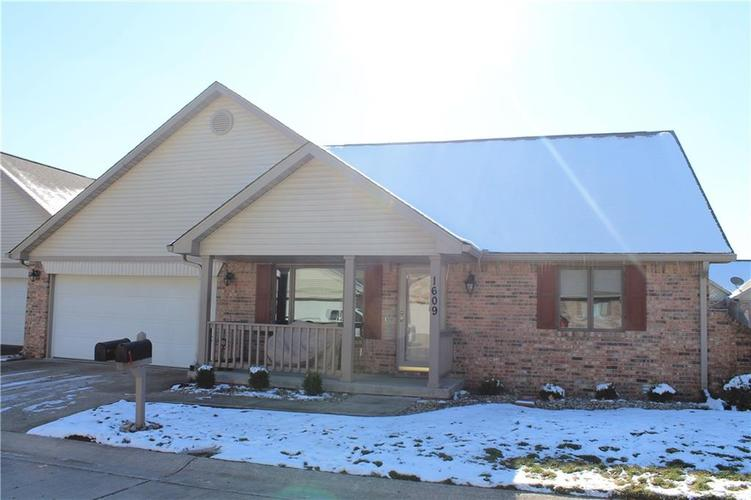 1609  East Union Drive Crawfordsville, IN 47933 | MLS 21681574