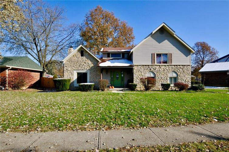 4745 Whirlaway Drive Indianapolis, IN 46237 | MLS 21681598 | photo 1