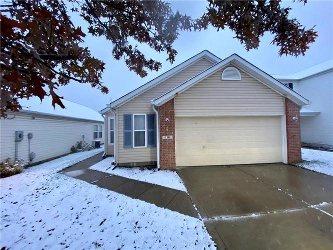 110  Village Green Drive Indianapolis, IN 46227 | MLS 21681674