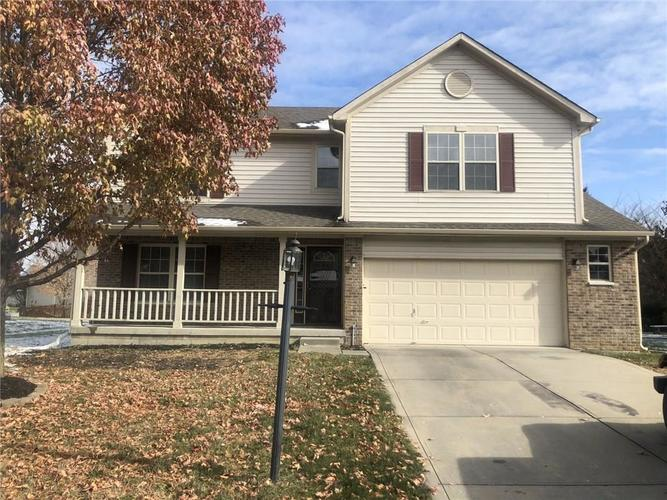 1585  Bridgewater Drive Avon, IN 46123 | MLS 21681682