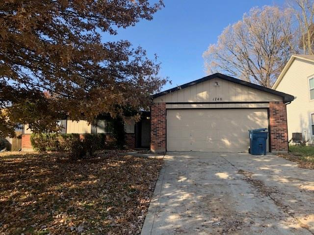 1740 SHORTER Drive Indianapolis, IN 46214   MLS 21681716   photo 1