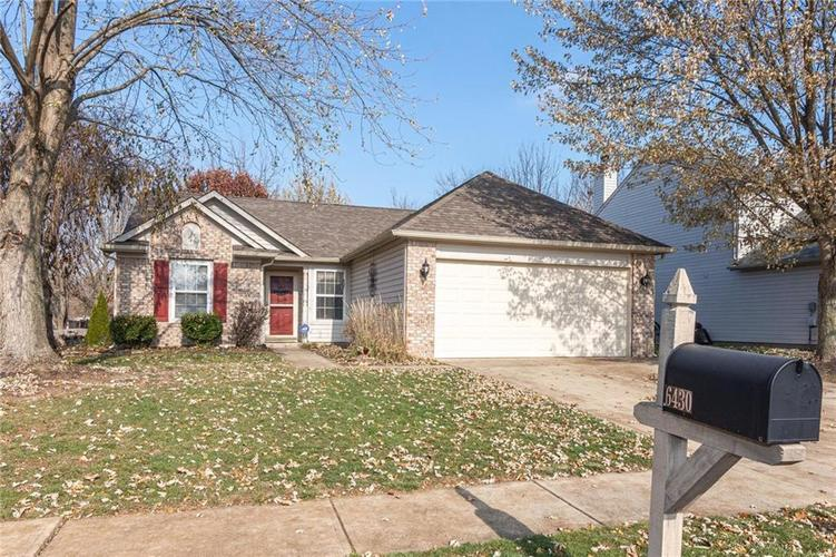 6430 BROOKS BEND Boulevard Indianapolis, IN 46237 | MLS 21681725 | photo 2
