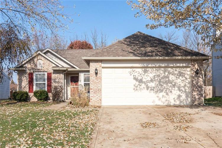 6430 BROOKS BEND Boulevard Indianapolis, IN 46237 | MLS 21681725 | photo 3