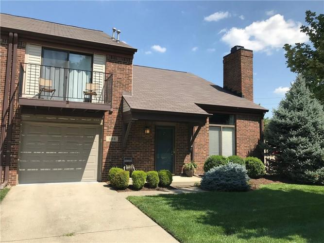 484 E Saint Clair Street Indianapolis, IN 46202 | MLS 21681758