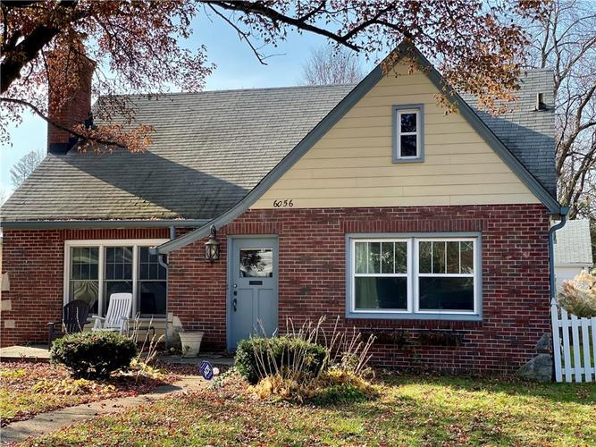 6056 N Central Avenue Indianapolis IN 46220 | MLS 21681774 | photo 1