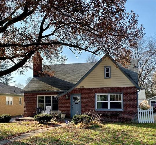 6056 N Central Avenue Indianapolis, IN 46220 | MLS 21681774 | photo 21