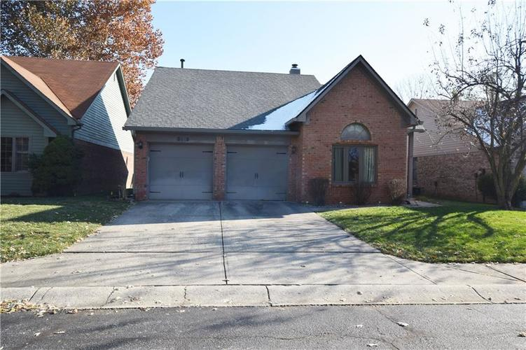 3443 W HICKORY Lane Indianapolis, IN 46214   MLS 21681775   photo 1