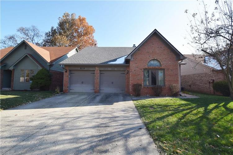 3443 W HICKORY Lane Indianapolis, IN 46214   MLS 21681775   photo 22