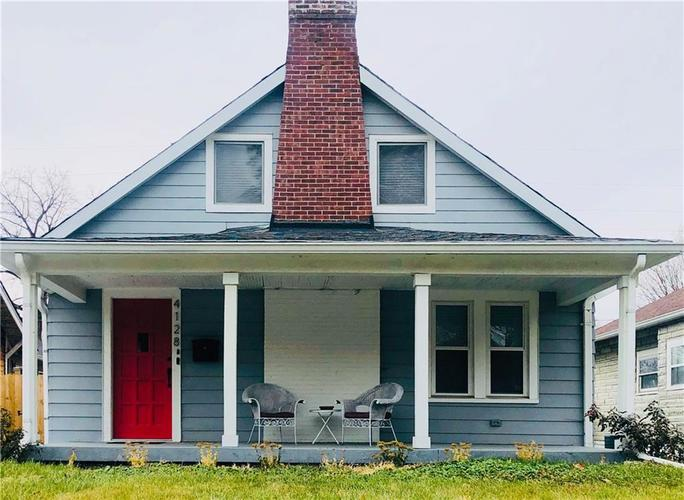 4128 N Capitol Avenue Indianapolis IN 46208 | MLS 21681844 | photo 1