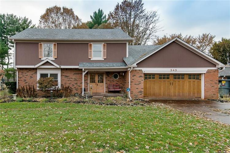 545 Sunset Drive Noblesville, IN 46060   MLS 21681859   photo 1