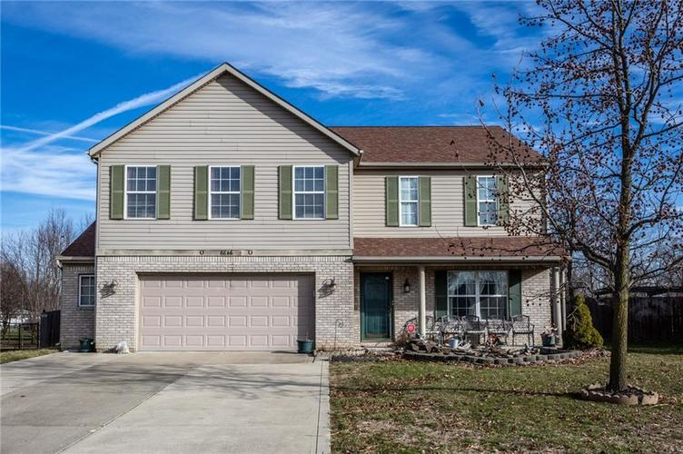 6646 SPRING FLOWER Drive Indianapolis, IN 46237 | MLS 21681958 | photo 1