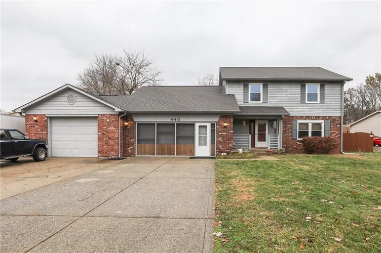 443  Orchardview Court Greenwood, IN 46142 | MLS 21681966