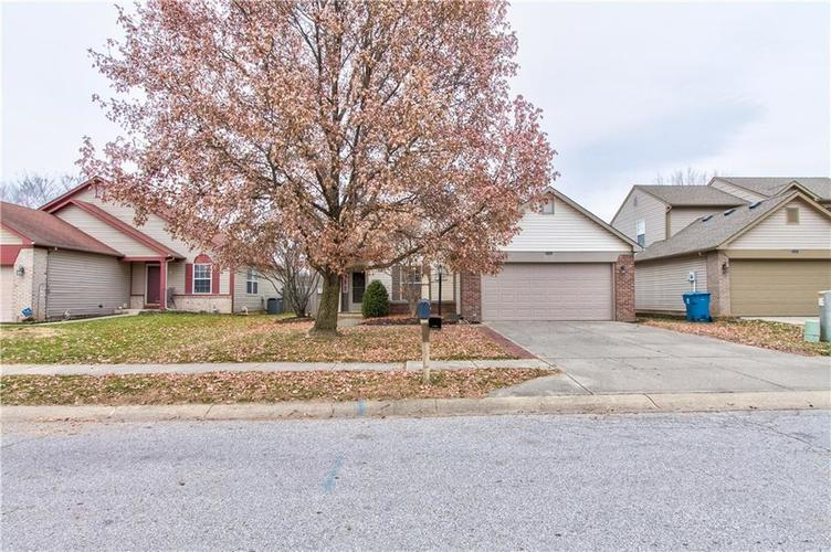 8434 Country Meadows Drive Indianapolis, IN 46234 | MLS 21681971 | photo 1