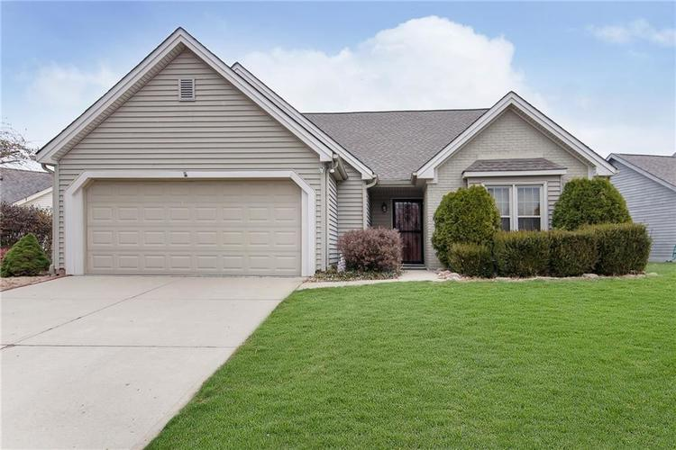 7864  Copperfield Drive Indianapolis, IN 46256 | MLS 21682031