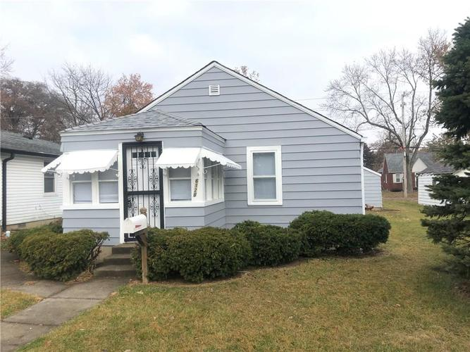 6128 E 11th Street Indianapolis, IN 46219 | MLS 21682042 | photo 1