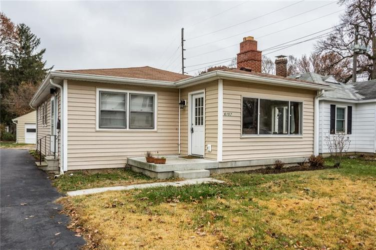 6107 Crittenden Avenue Indianapolis, IN 46220 | MLS 21682184 | photo 1