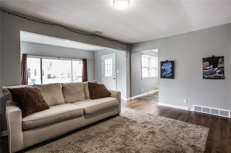 6107 Crittenden Avenue Indianapolis, IN 46220 | MLS 21682184 | photo 6