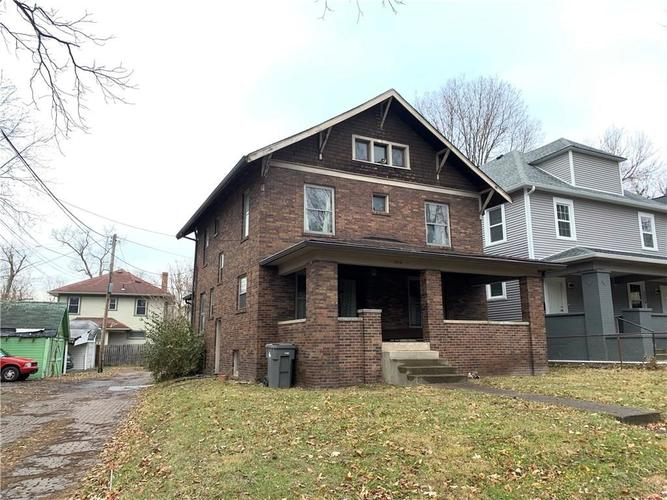 2218 Nowland Avenue Indianapolis, IN 46201 | MLS 21682241 | photo 1