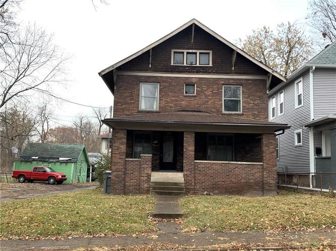 2218 Nowland Avenue Indianapolis, IN 46201 | MLS 21682241 | photo 2