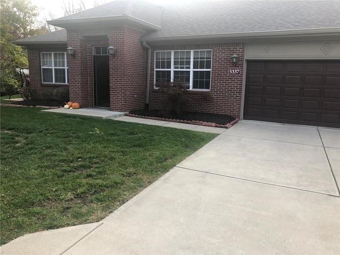 5337  Ladywood Knoll Place Indianapolis, IN 46226 | MLS 21682266