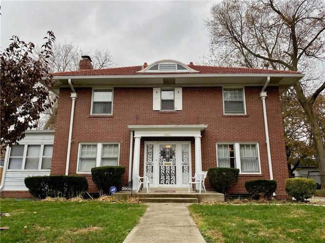 3906 N New Jersey Street Indianapolis, IN 46205   MLS 21682268   photo 1