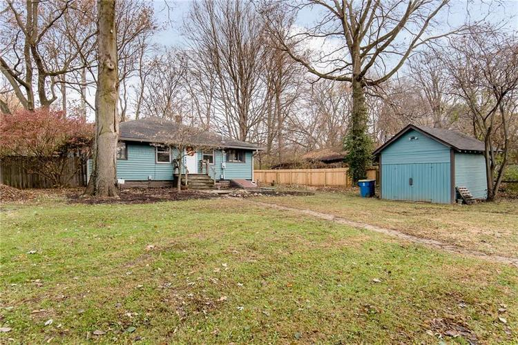 820 W 54th Street Indianapolis, IN 46208 | MLS 21682273 | photo 2