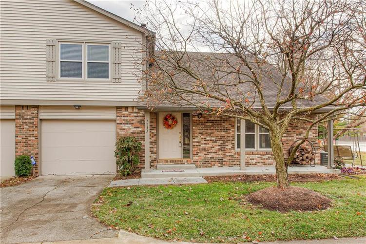 7533 CASTLETON FARMS W Drive #119 Indianapolis, IN 46256   MLS 21682292   photo 1