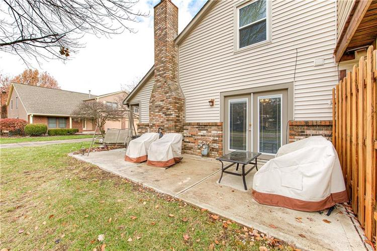 7533 CASTLETON FARMS W Drive #119 Indianapolis, IN 46256   MLS 21682292   photo 25