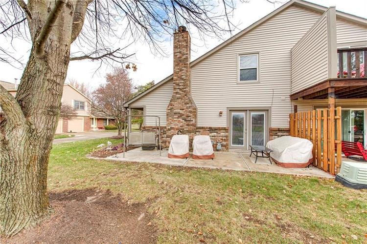 7533 CASTLETON FARMS W Drive #119 Indianapolis, IN 46256   MLS 21682292   photo 26